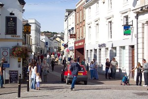 wadebridge town centre