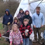 First polytunnel cover 06-03-11 23